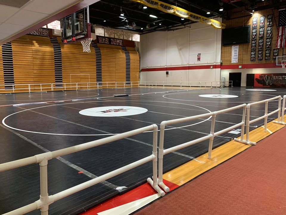 Ron Thon Wrestling Tourney begins this morning