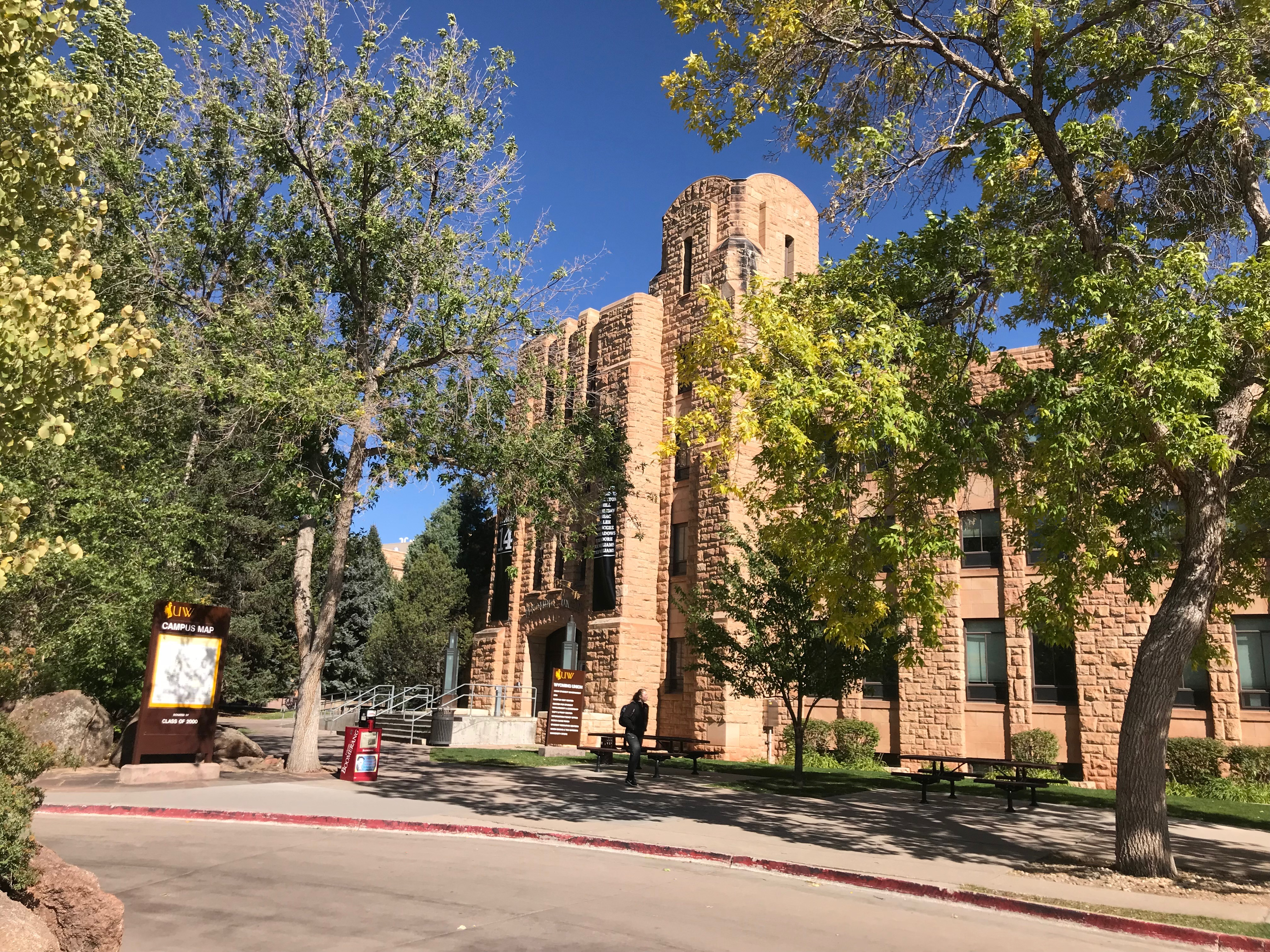 Move-In Day at U. Wyoming Features Staggered Schedule