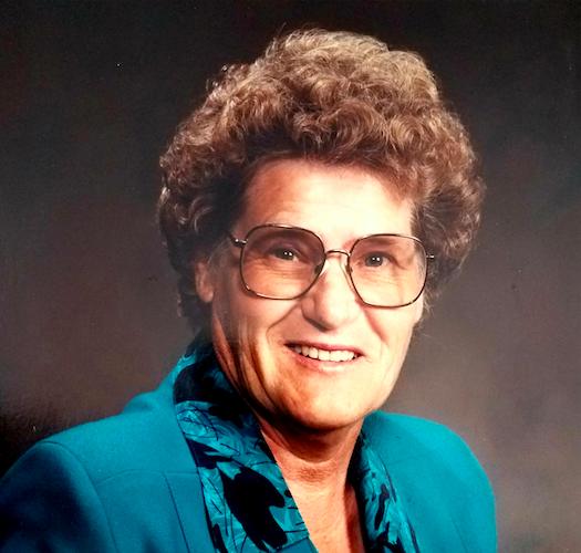 Jane Louise Wood Napier