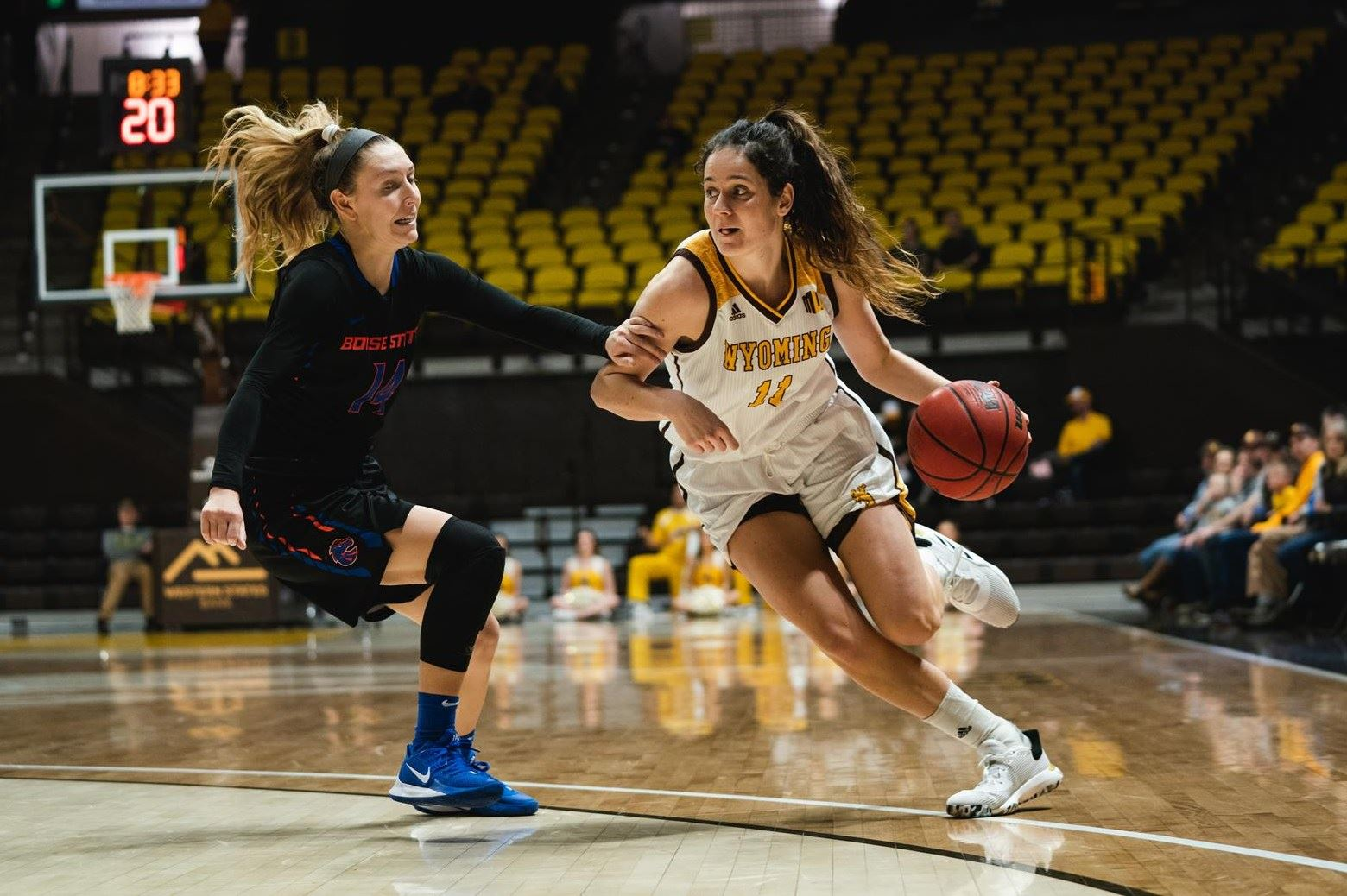 Cowgirls comeback effort results in win over Boise St.