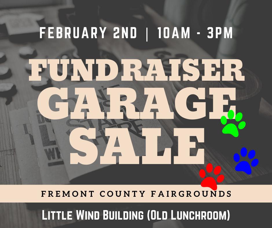 The Stock Doc Fundraiser Garage Sale!