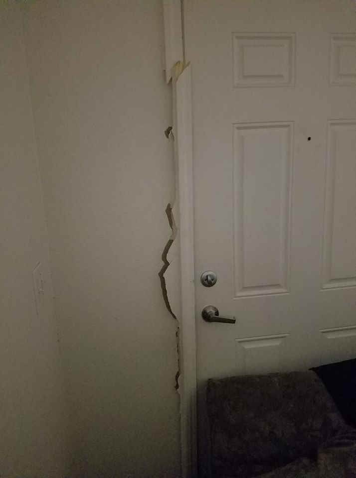 RPD Officers broke down door of wrong apartment