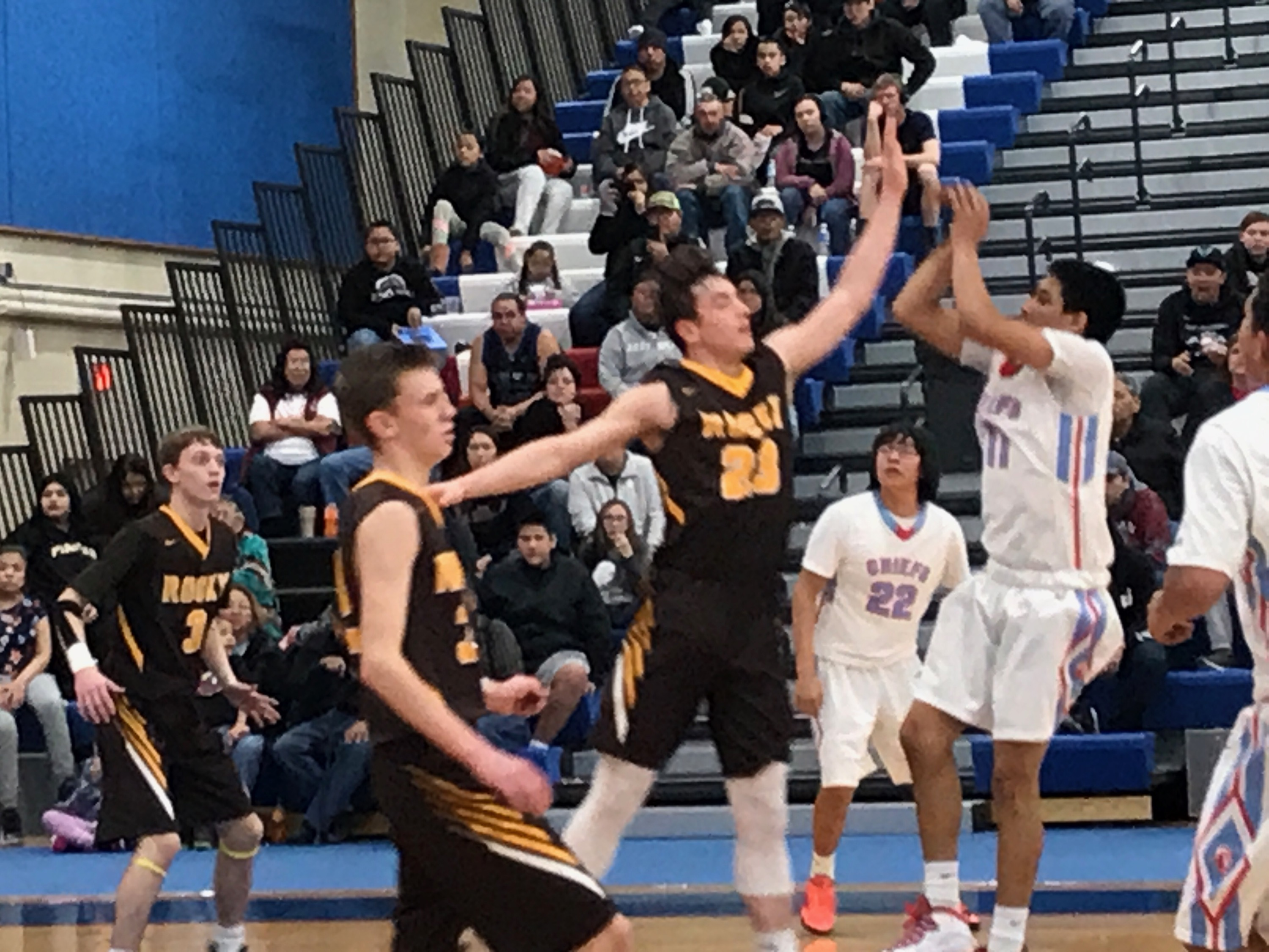 Chiefs Rock Rocky; Tigers, Cougars, Wranglers win two