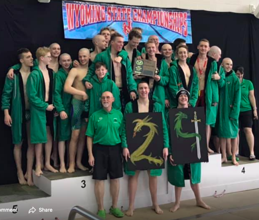 Tiger Tankers earn 24th Title In A Row at State Swimming