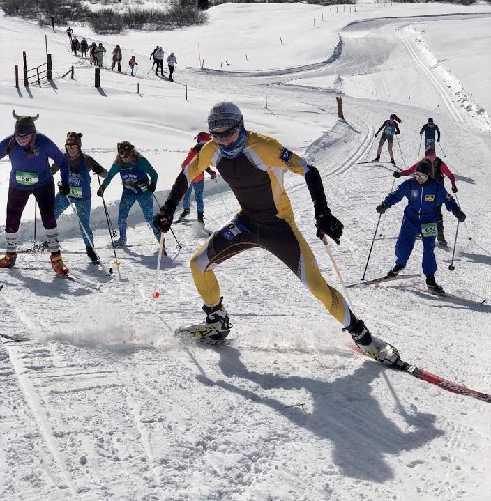 Lander Skiers help UW Nordic to victories at WCU
