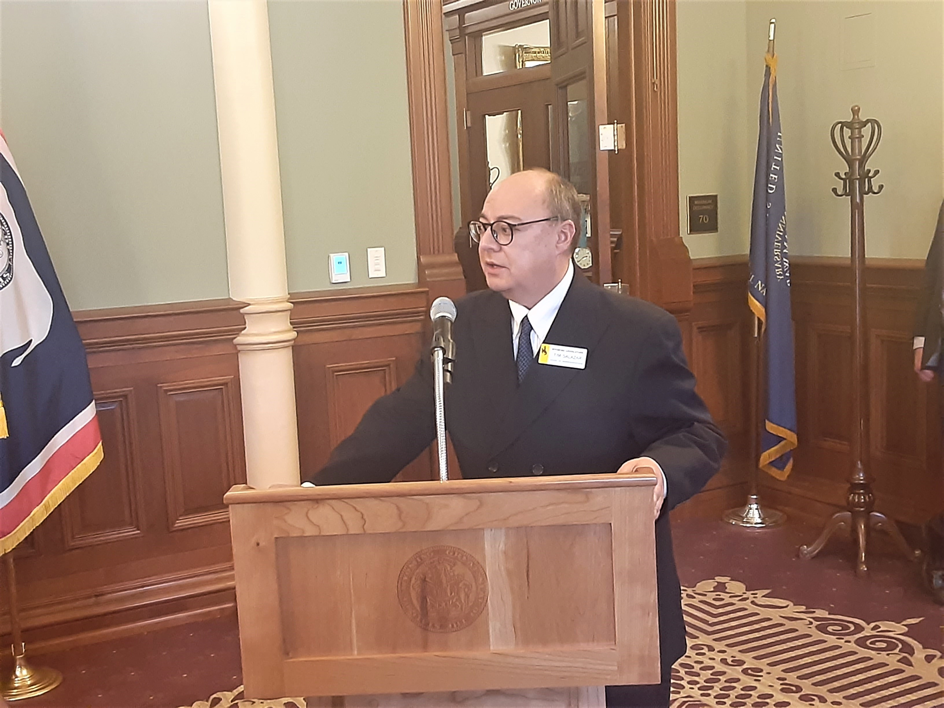 Salazar's Bill on Reducing Prescription Drug Prices Signed into law Thursday