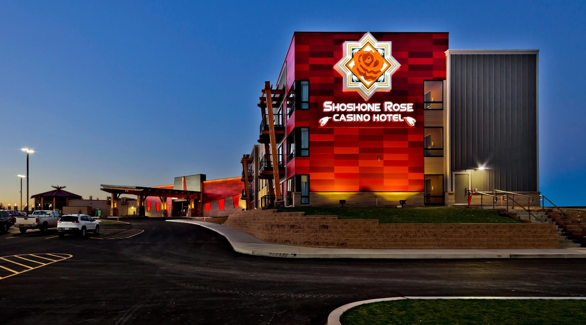 Shoshone Rose Casino & Hotel Temporarily Closed for COVID-19
