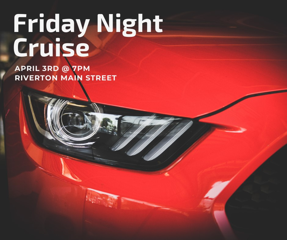 Friday Night Cruise to Take over Fremont County Roadways