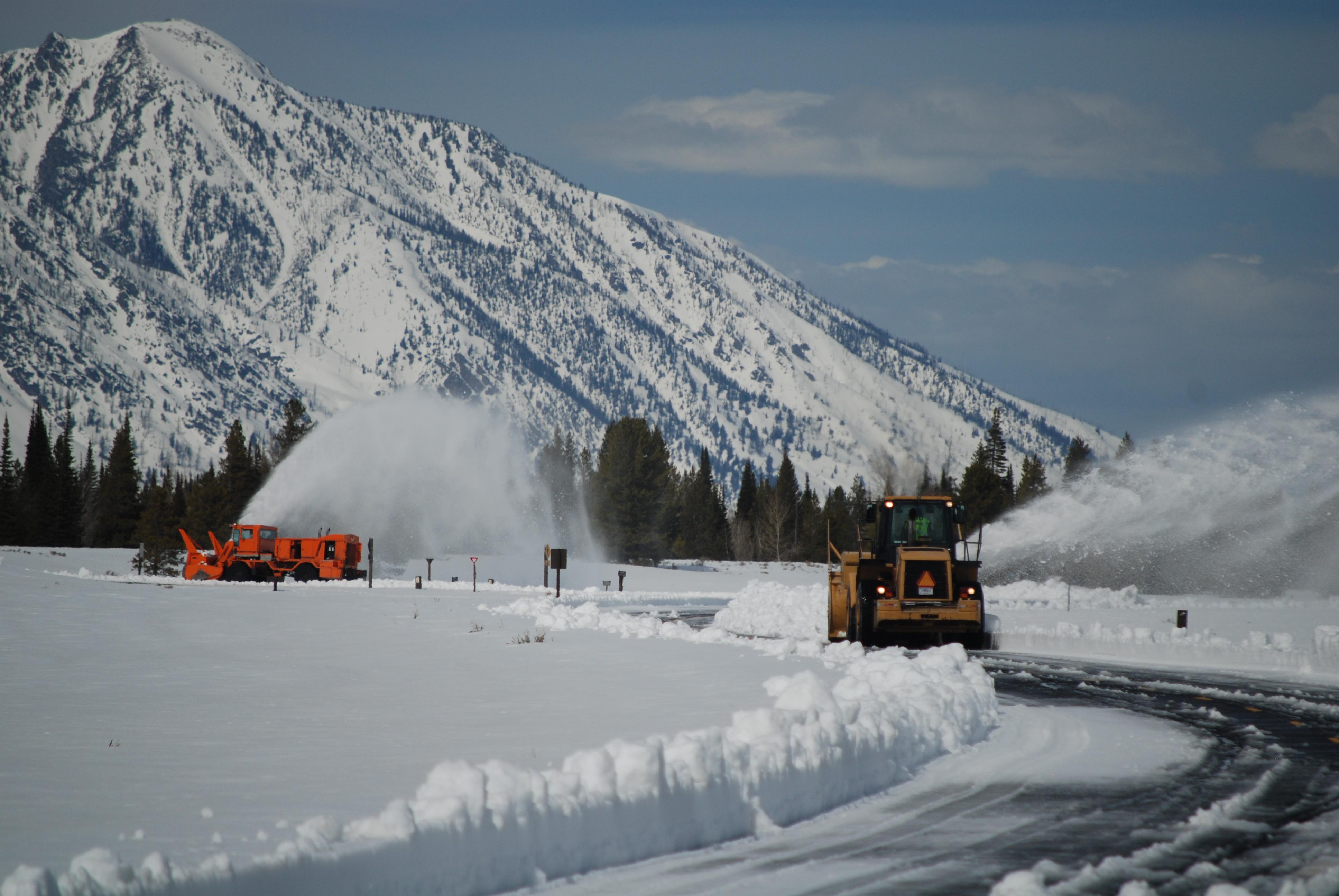 GTNP Spring Plowing begins on Monday