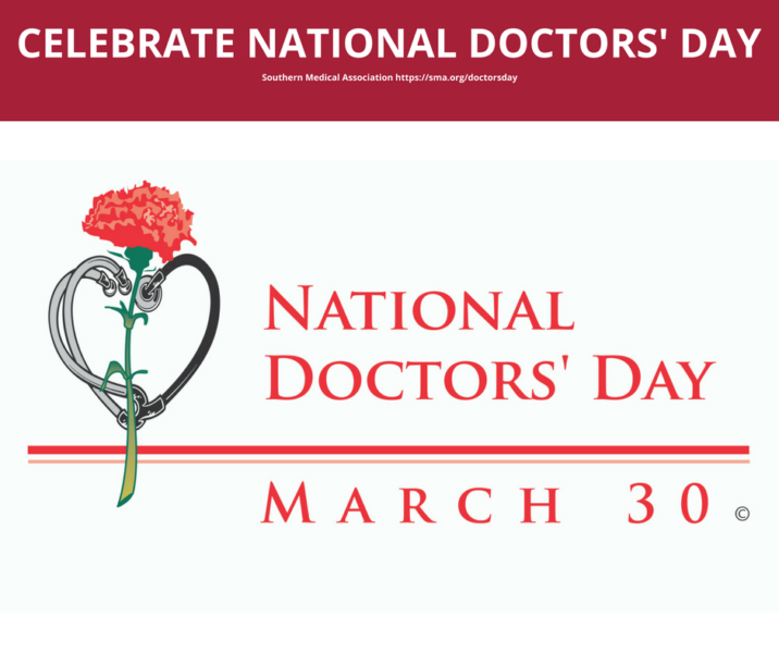 Monday was Doctors Day; Cities issues proclamations
