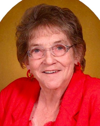 Pauline Mae Coulston