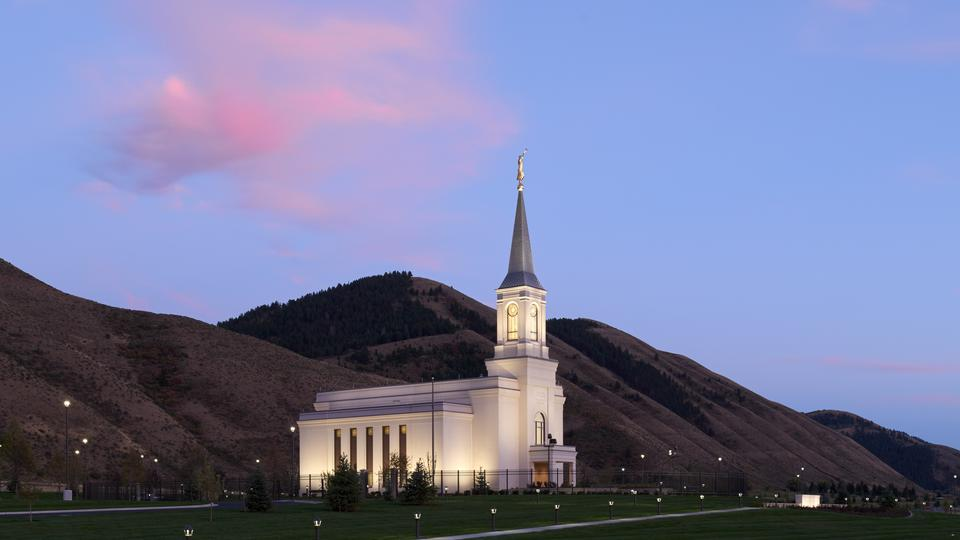 LDS Church Gatherings suspended until further notice