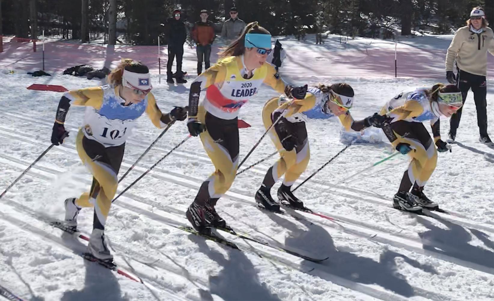 UW Nordic Ski Teams are Conference Champions