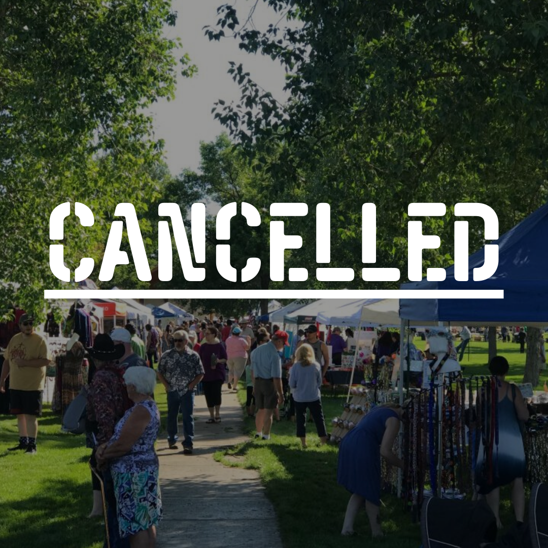 Arts in Action Summer Events, Cancelled