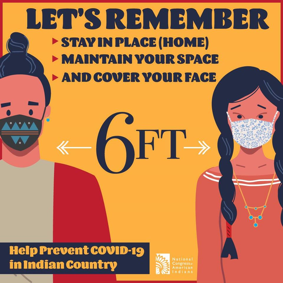 Prevent Covid in Indian Country