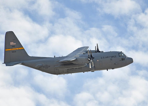 Wyoming Air Guard C-130 Flyover to honor Healthcare Workers, First Responders