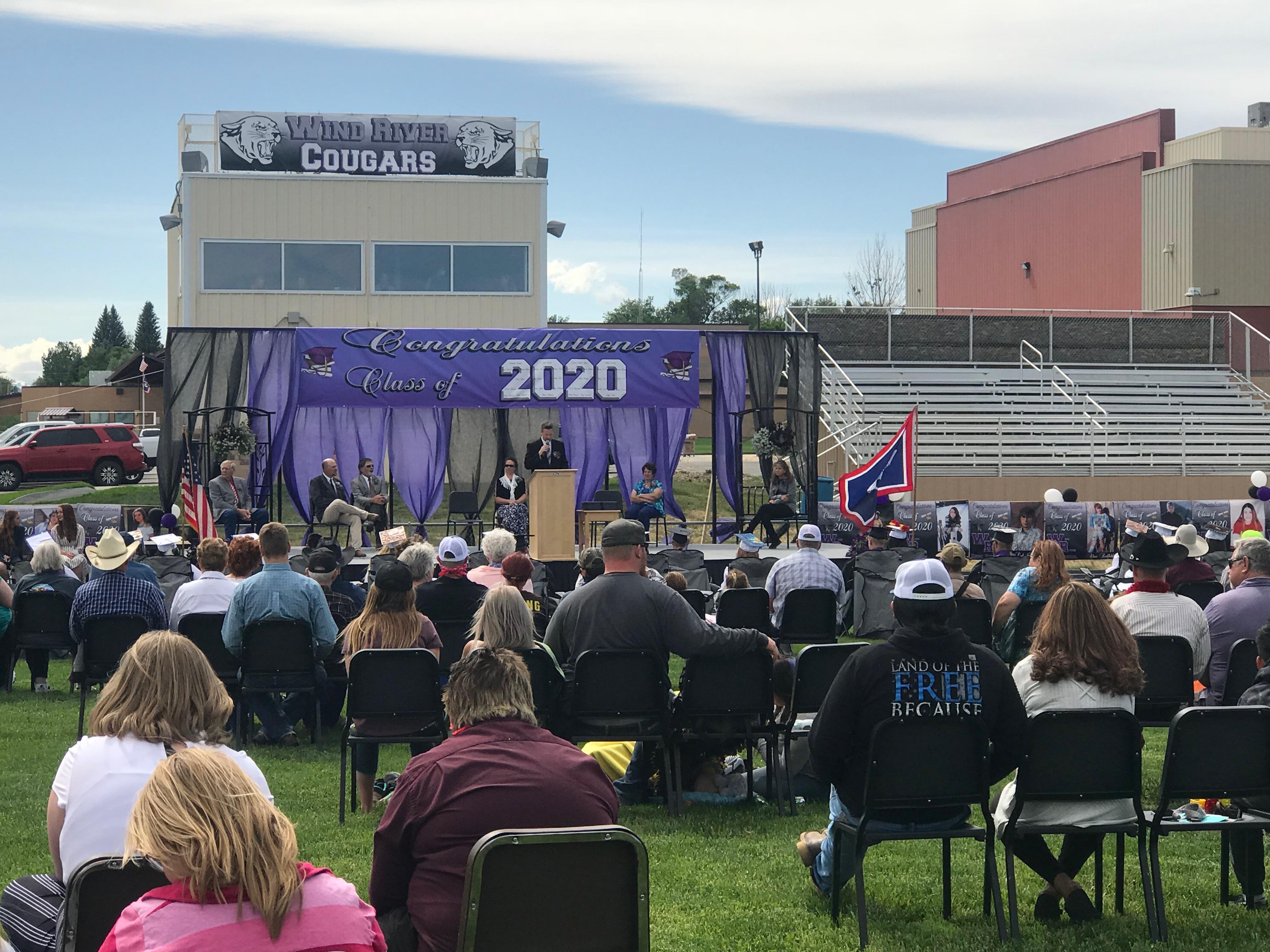 High School Graduation ceremonies begin Saturday