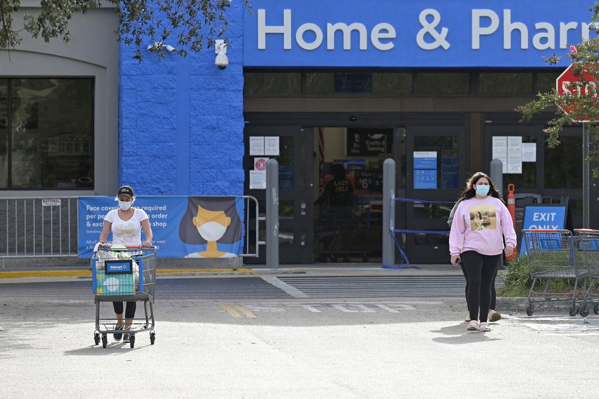 Walmart To Require Masks For Shoppers