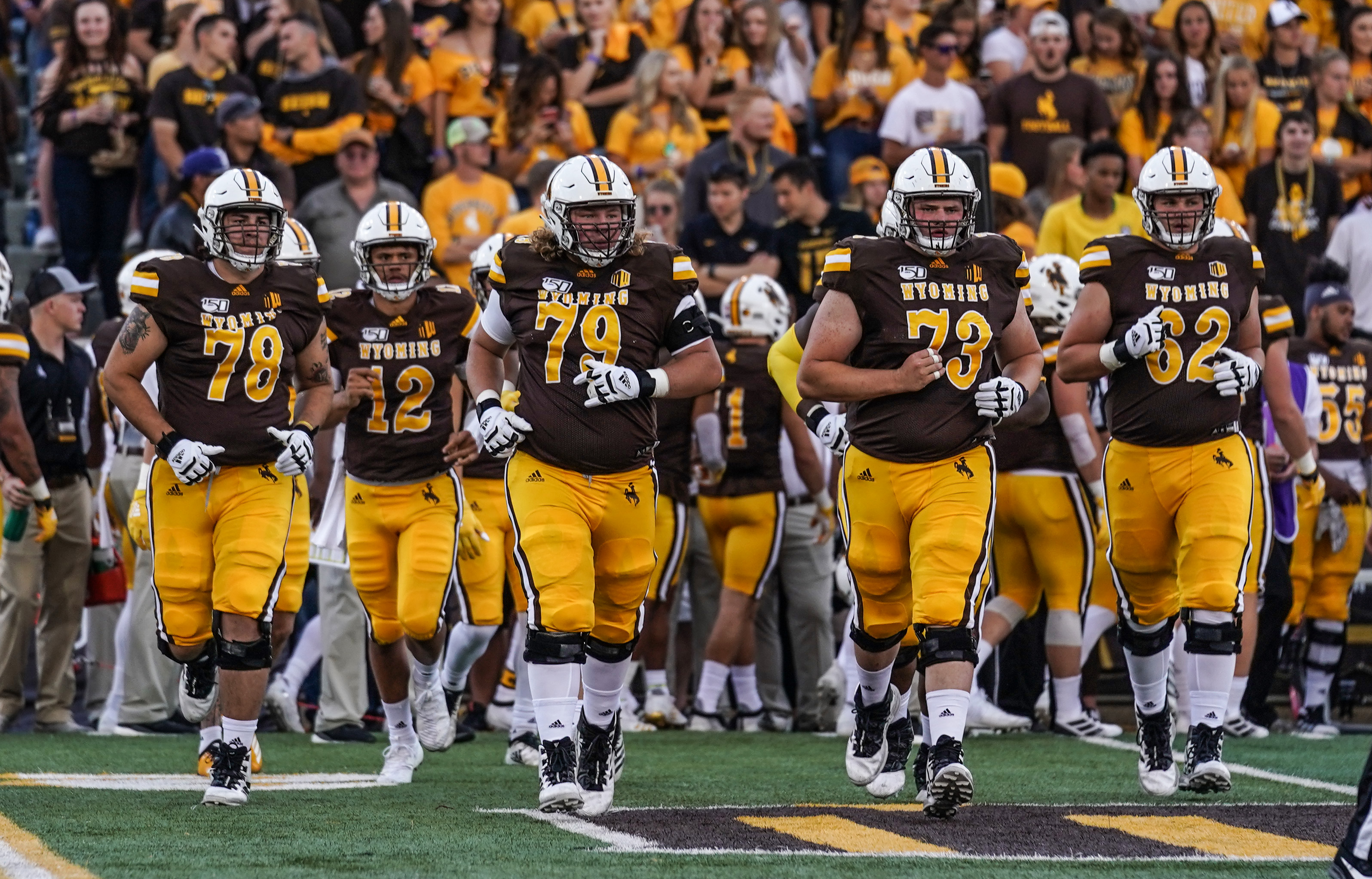 Wyoming Picked Second in Preseason Mountain West Football Poll