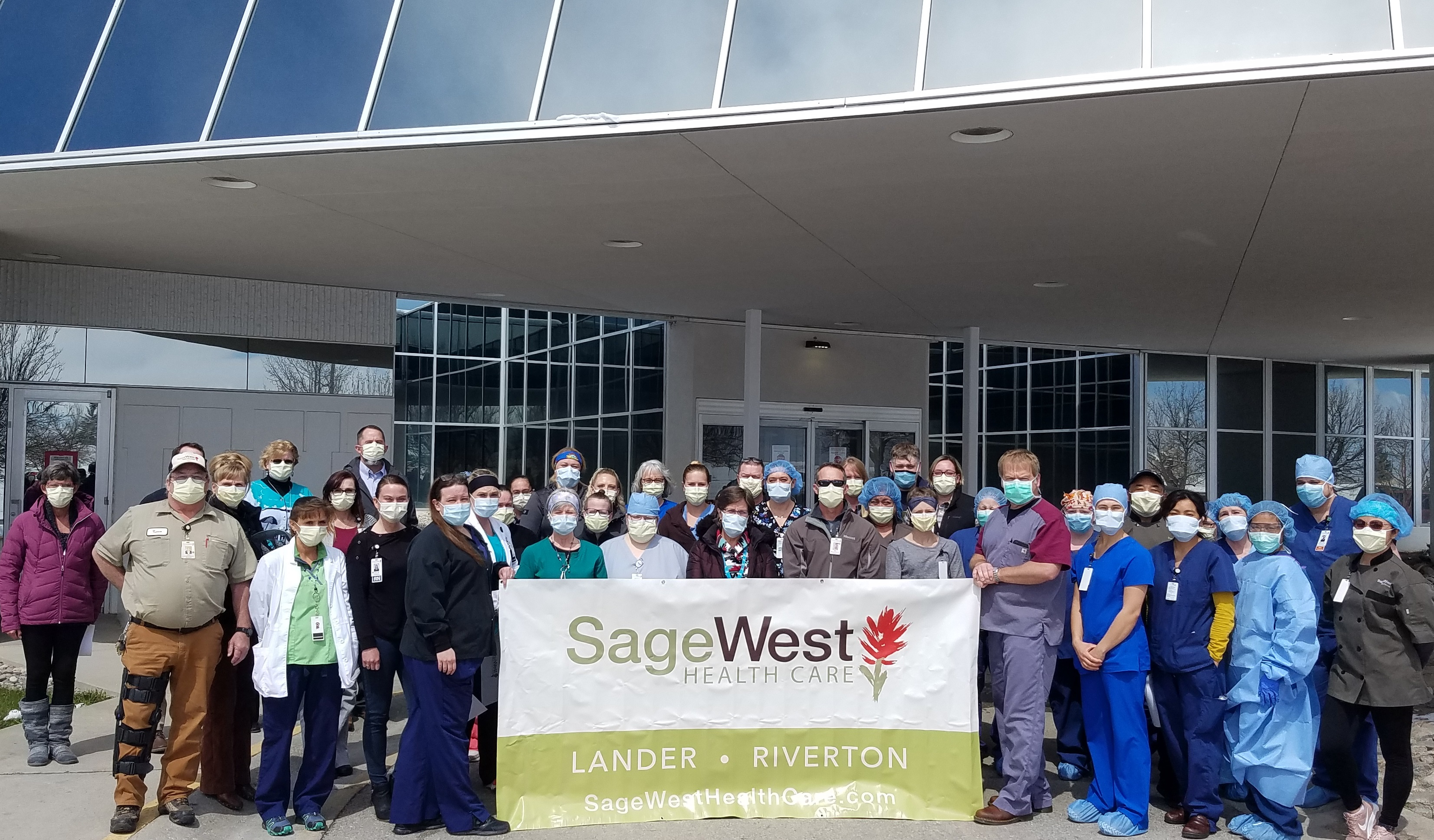 SageWest Ranked #1 Hospital in Wyoming