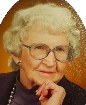 Madge Webber
