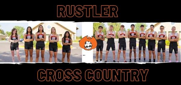 Rustler Runners Do Well Despite Extreme Heat