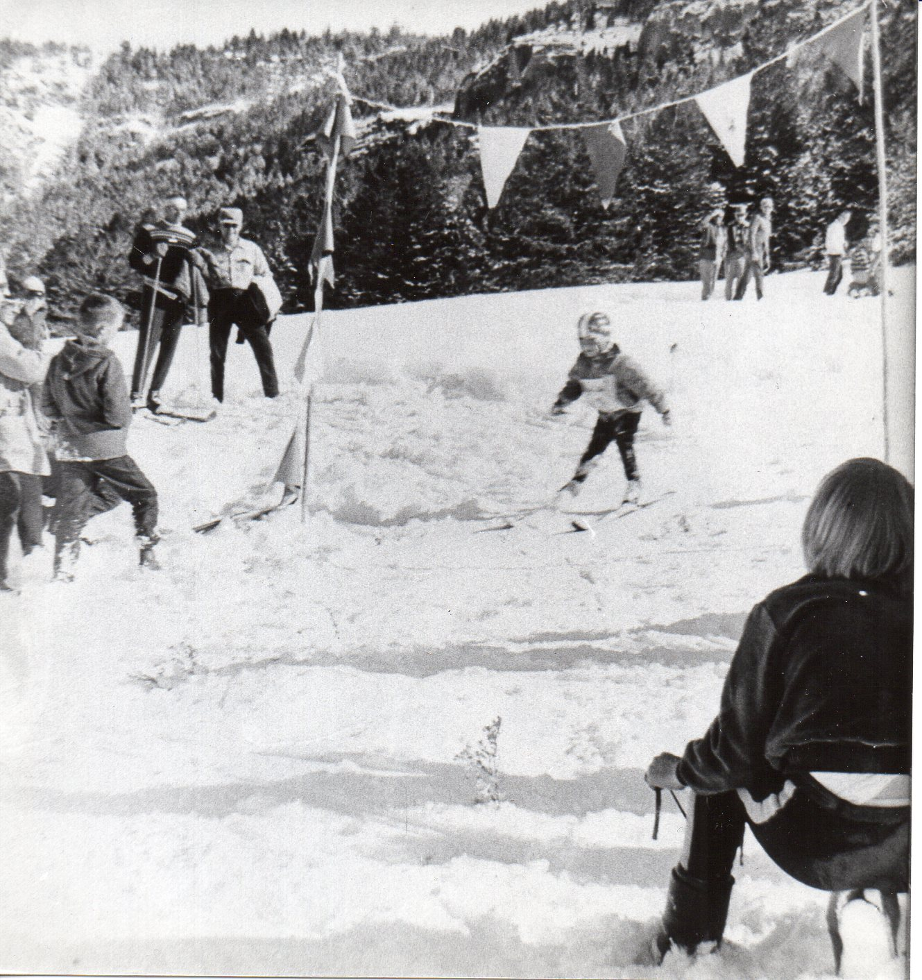 Sinks Canyon Ski Area remembered with exhibit    at Lander's Pioneer Museum