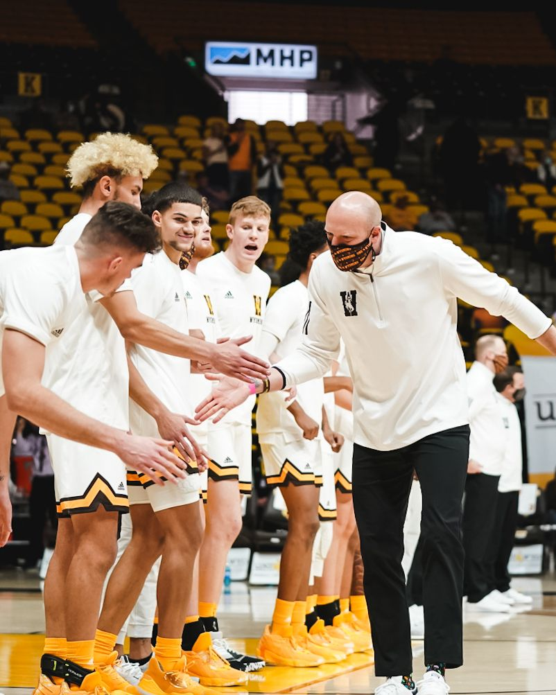 Linder era opens, Wyoming wins over Miss. Valley State
