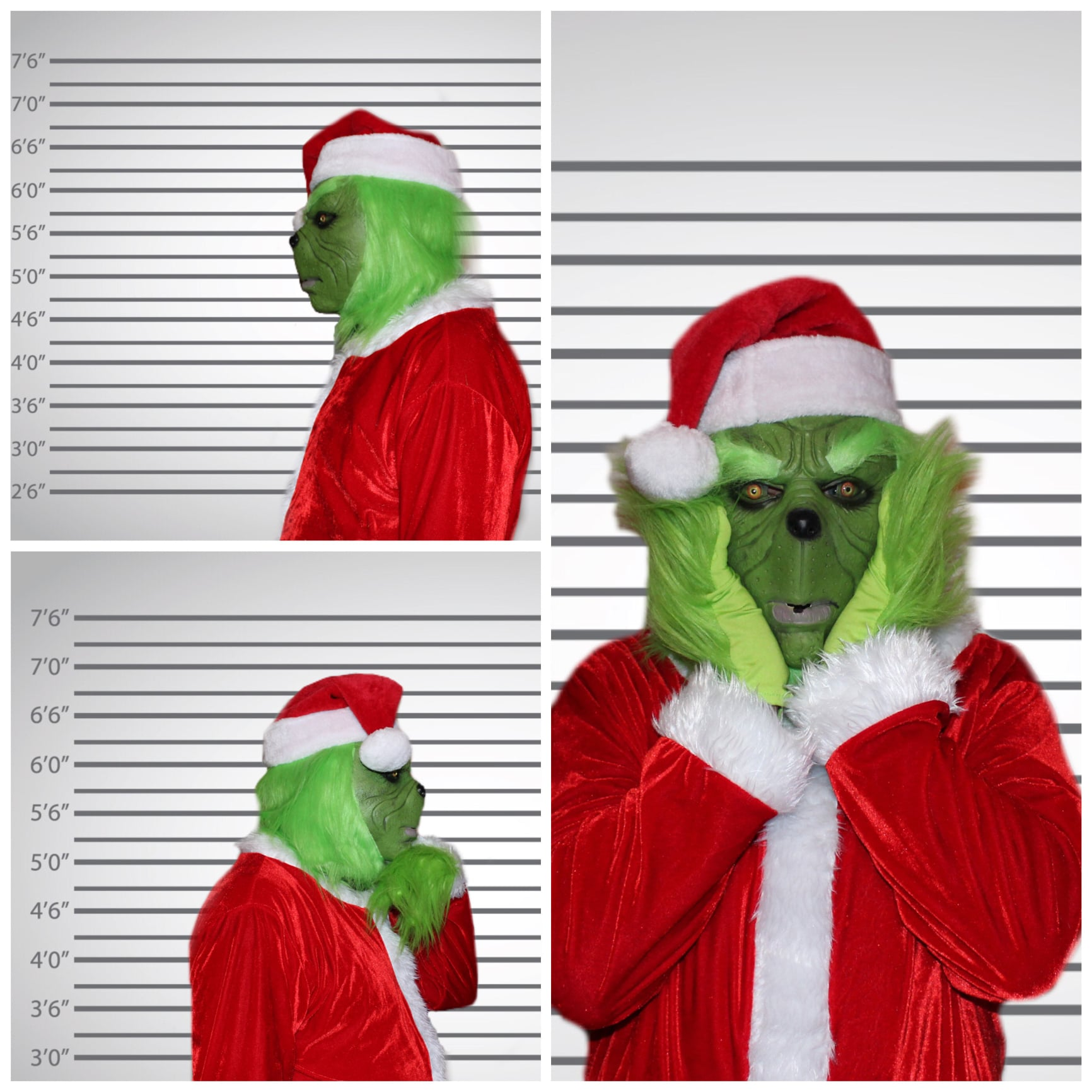 Shoshoni Police Saved Christmas, Apprehend Grinch in the Act