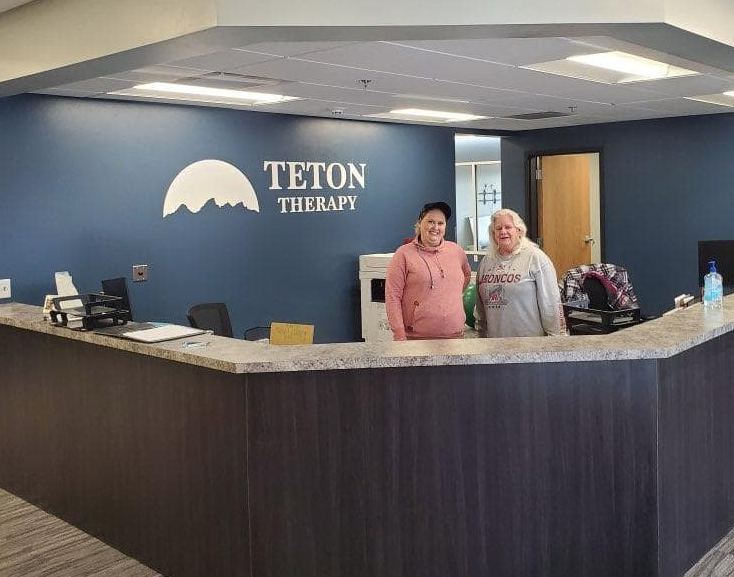 Teton Therapy moving today into their new facility