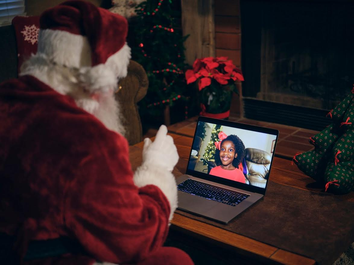 Santa Video Chat for Kids coming December 22nd