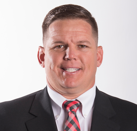 Blazek added to Wyoming Coaching Staff: Offensive Line specialty