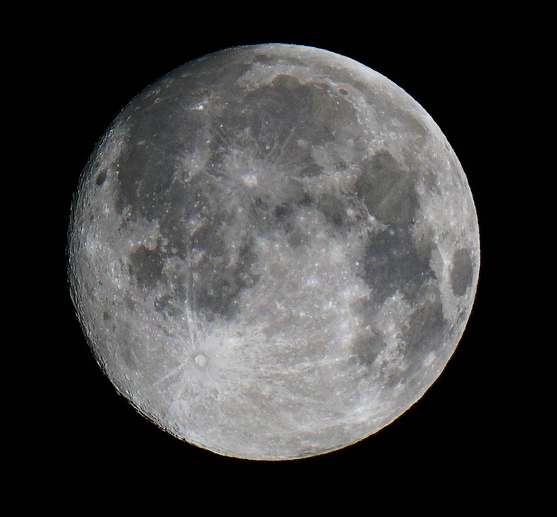 Snow Moon to be full Saturday morning