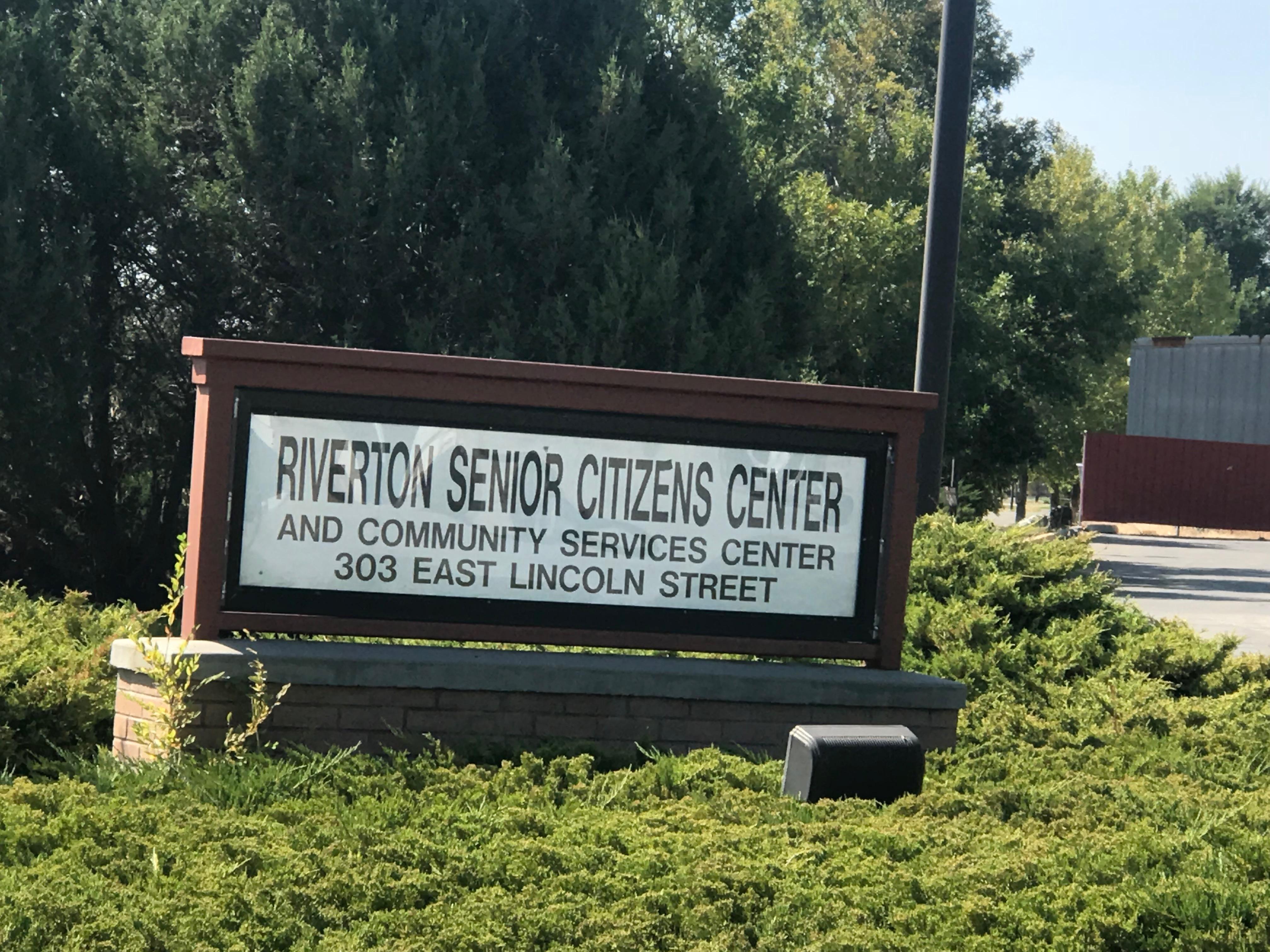 Riverton Sr. Center Reopens
