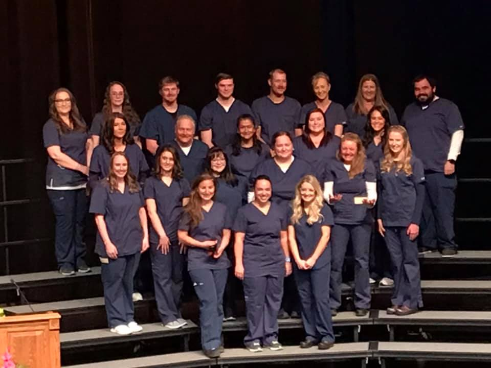 Nurses Pinning Ceremony celebrated 30 Nursing grads at Central Wyoming College