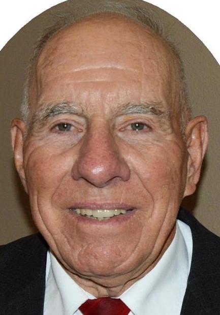 Pastor Vernon Boehlke