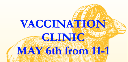 Dubois Vaccination Clinic set this coming Thursday, May  6