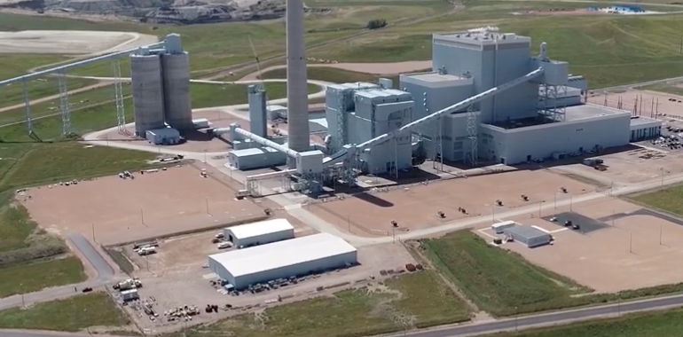 State awarded $64-M grant for Pilot Carbon Capture project
