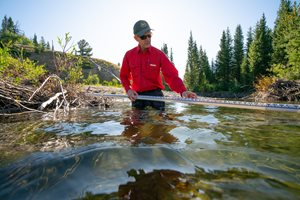 WGFD proposes instream flow water rights to protect native trout in Fremont Co.
