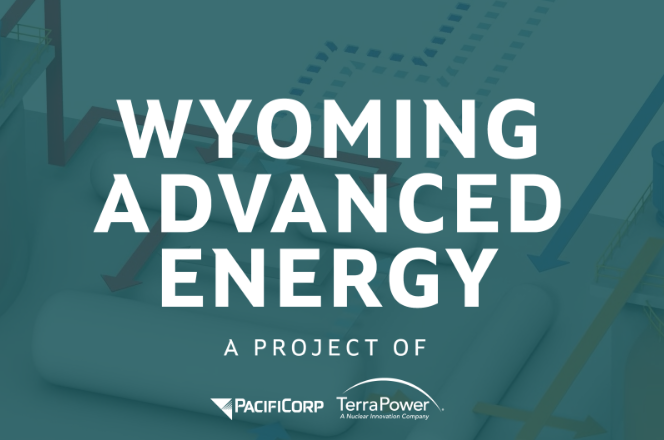 Nuclear Power Plant Coming to Wyoming via PacifiCorp