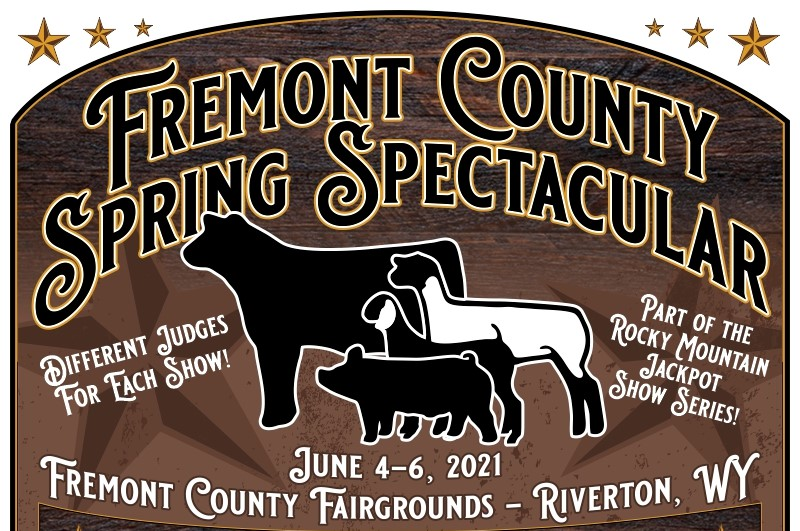 Spring Spectacular on now at the Fremont County Fair