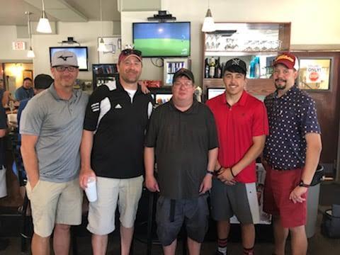 Dreams in Motion Benefit Scramble had 52 golfers